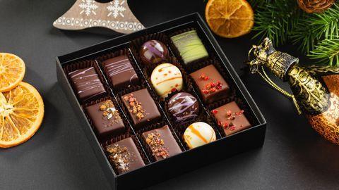 Chocolat de Noël : les meilleurs chocolats de Noël 2019