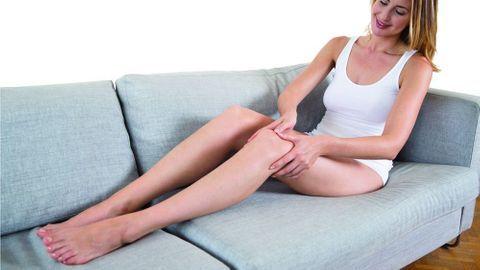 automassage jambes lourdes