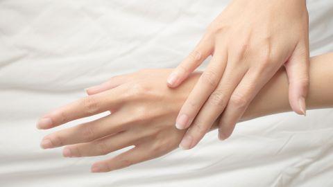 Couleur des ongles