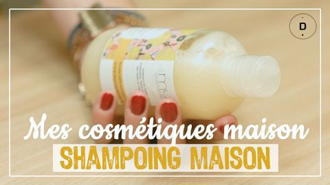DIY – Shampoing maison