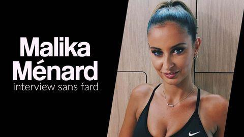 interview malika ménard