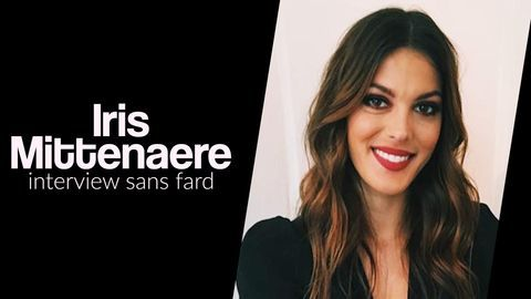 iris mittenaere interview beaute