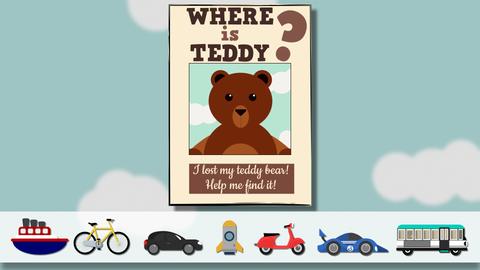 Apprendre l'anglais aux enfants – Les moyens de transports