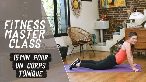 Exercices corps tonique