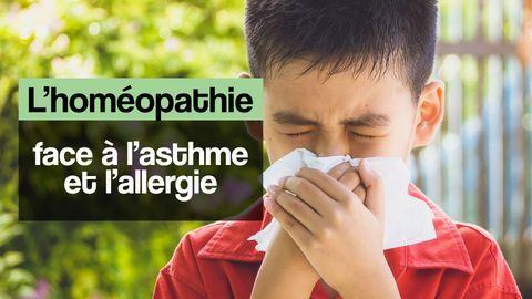 asthme allergie homéopathie