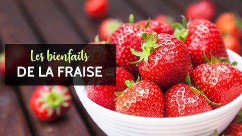 fraise bienfaits
