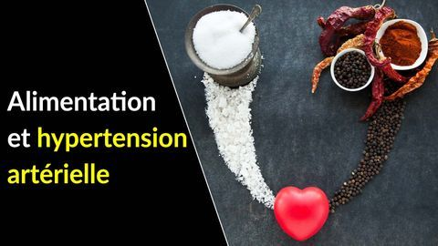 alimentation hypertension