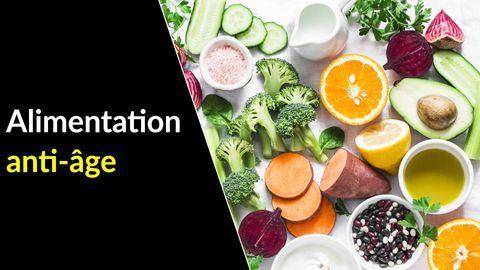 aliments anti-age