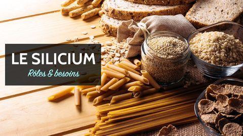 silicium aliments