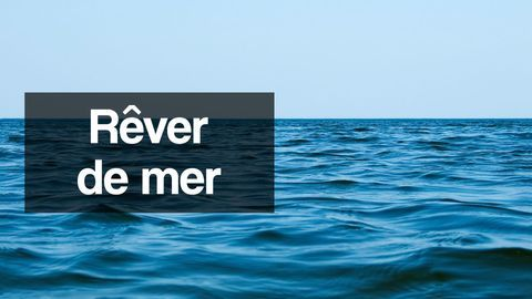 rever de mer interpretation