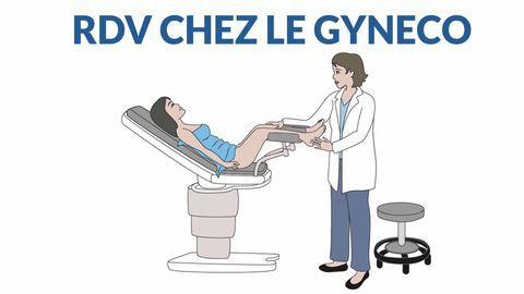 rendez-vous chez le gynécologue