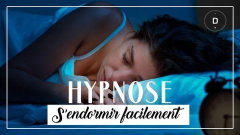 hypnose pour dormir facilement