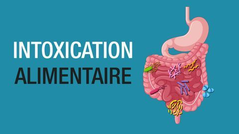 intoxication alimentaire symptomes traitement
