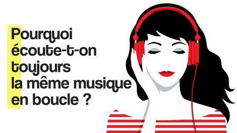 Ecouter la même musique en boucle