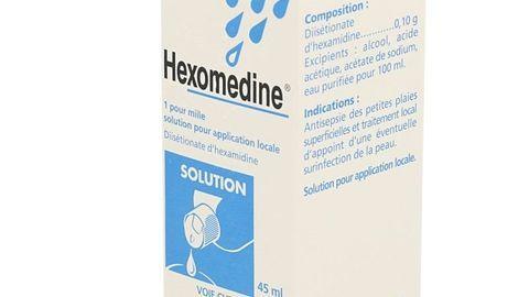 HEXOMEDINE - Hexamidine - Posologie, Effets secondaires ...