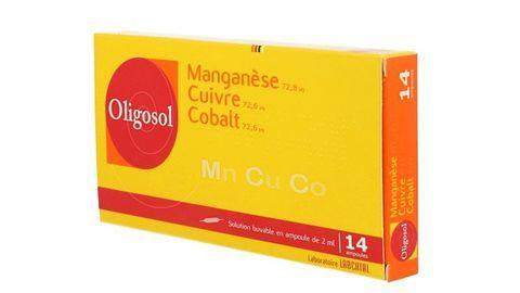 MANGANESE-CU-COBALT OLIGOSOL