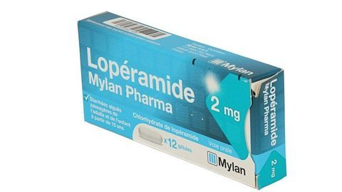 LOPERAMIDE MYLAN PHARMA