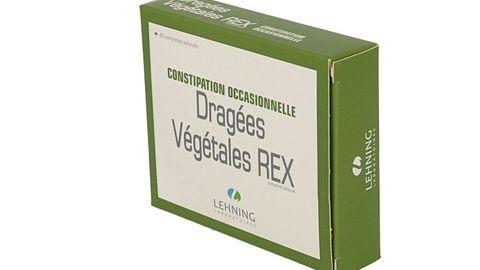 DRAGEES VEGETALES REX