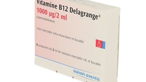 VITAMINE B12 DELAGRANGE