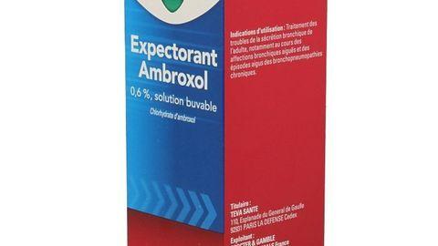 VICKS EXPECTORANT AMBROXOL
