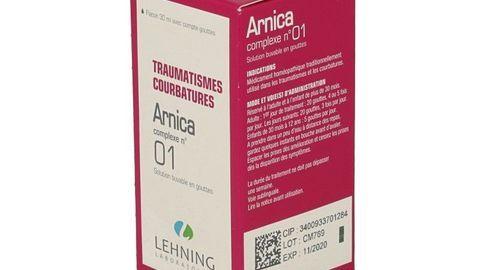 ARNICA COMPLEXE N°1 LEHNING