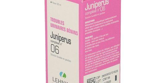 JUNIPERUS COMPLEXE N°6 LEHNING