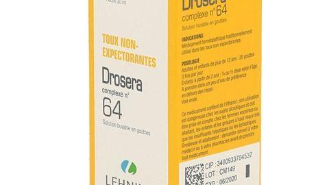 DROSERA COMPLEXE N°64 LEHNING