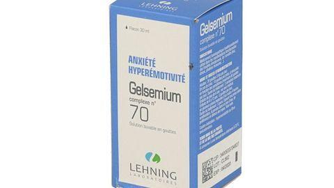 GELSEMIUM COMPLEX N°70 LEHNING