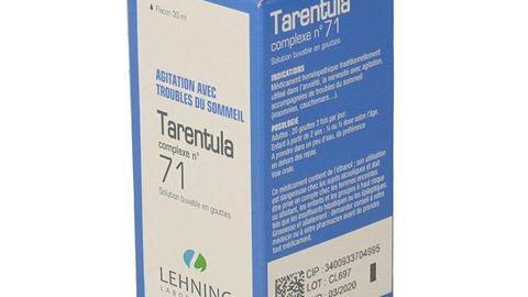 TARENTULA COMPLEX N°71 LEHNING