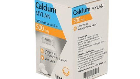 CALCIUM MYLAN