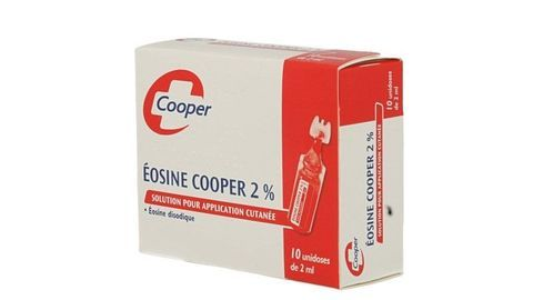 EOSINE AQUEUSE COOPER