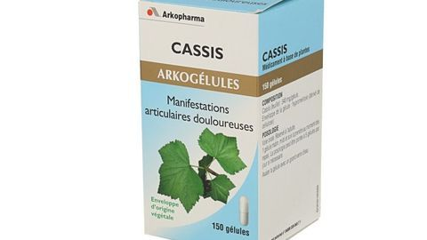 ARKOGELULES CASSIS