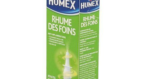 HUMEX RHUME DES FOINS BECLOM.