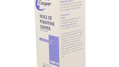 HUILE DE PARAFFINE COOPER