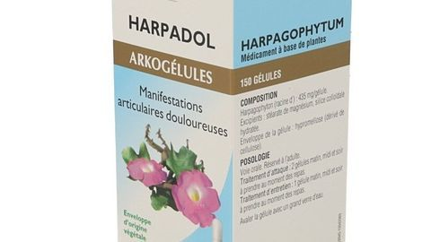 HARPADOL ARKOGELULES