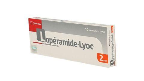 LOPERAMIDE LYOC