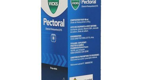 VICKS PECTORAL