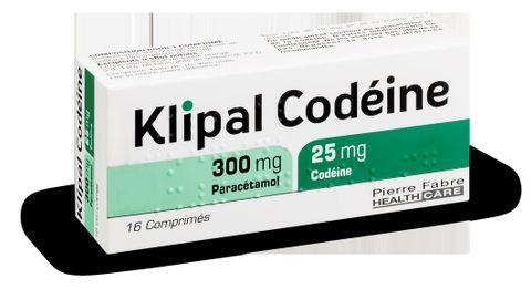 KLIPAL CODEINE