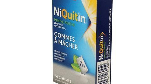NIQUITIN MENTHE FRAICHE s/s