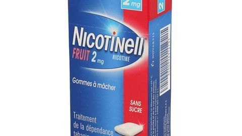 NICOTINELL FRUIT s/s