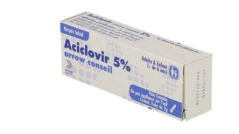 ACICLOVIR ARROW CONSEIL