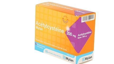 ACETYLCYSTEINE MYLAN
