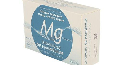 GRANIONS DE MAGNESIUM