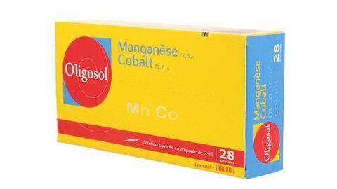MANGANESE-COBALT OLIGOSOL