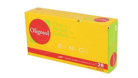 ZINC-NICKEL-COBALT OLIGOSOL
