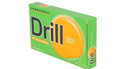 DRILL ENROUEMENT s/s