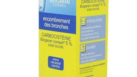 CARBOCISTEINE BIOG CONS s/s Ad
