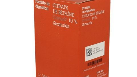 CITRATE DE BETAINE CRISTERS