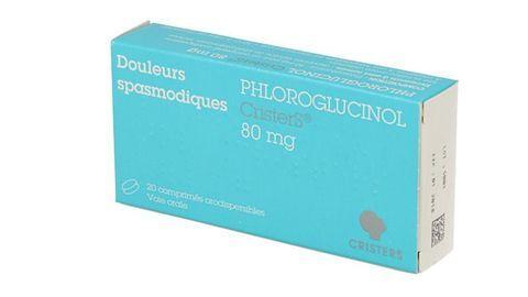 PHLOROGLUCINOL CRISTERS
