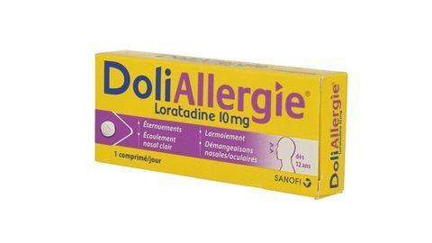 DOLIALLERGIE LORATADINE